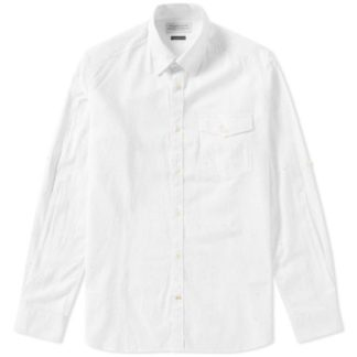 Heren Barbour Forge Shirt White
