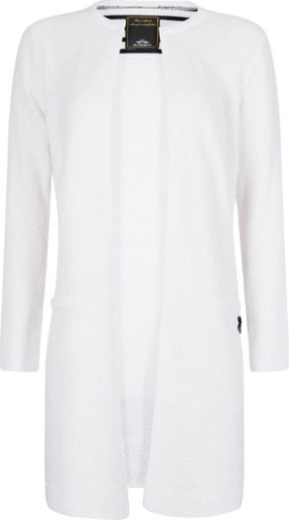 0401102933-OPTWIT-S HVPOLO Cardigan Diane Optical White Dames