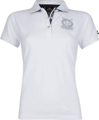 0403102921-OPTWIT-XXL HVPOLO Poloshirt Beil Optical White Dames