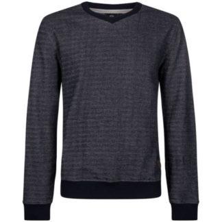 HVPolo Heren V-hals Sweater Hartman Navy