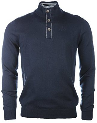 HVPolo Heren Pullover Eads Navy blauw