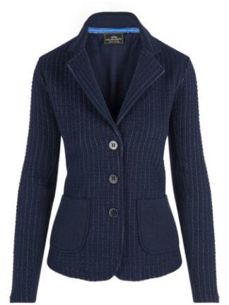 HVPolo Dames Gewatteerde blazer Ireen Navy Blauw