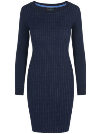 HVPolo Dames Gewatteerde jurk Ella Navy Blauw