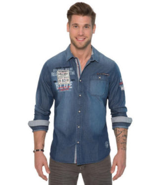 Camp David Heavy storm shirt