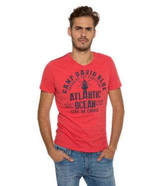 Camp David Heavy storm t-shirt