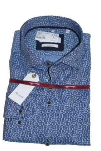 marnelli-patroon-overhemd-lichtblauw-blauw (2)