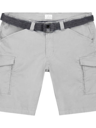 Dstrezzed Heren Combat Shorts Lt. Twill Stretch