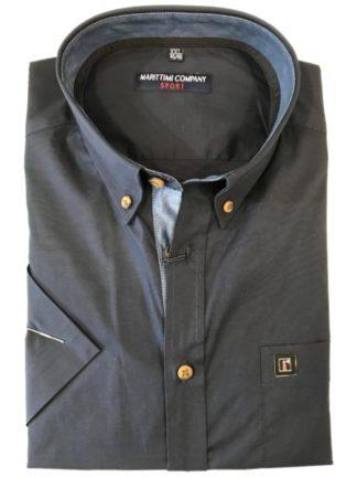 Uni overhemd korte mouw Marittimi Company