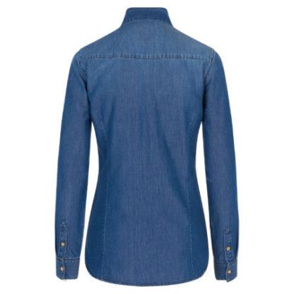 HVPolo dames Denim blouse Ava