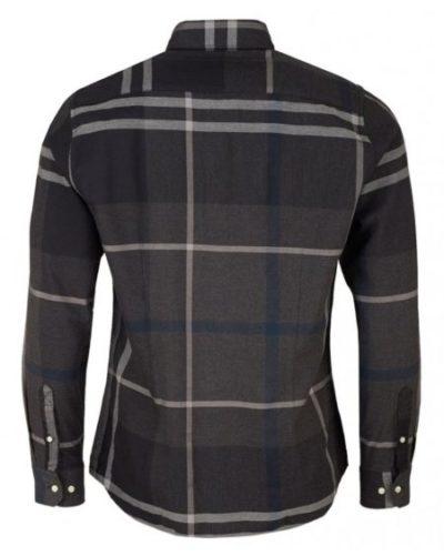 Barbour overhemd Dunoon Shirt Graphit heren