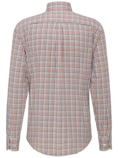 Fynch Hatton Winter Multicolour Combi Story overhemd