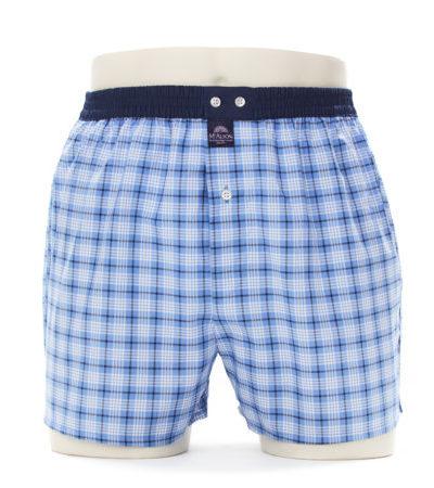 McAlson boxer m3828 lichtblauw