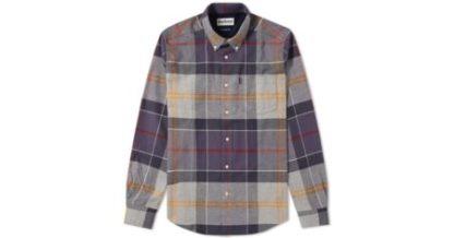 Barbour overhemd Stapleton John Modern heren