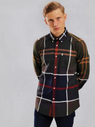 Barbour overhemd Dunoon Shirt Classic heren