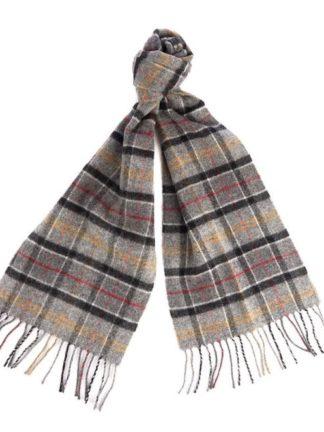 Barbour sjaal Tartan Lambswo Modern heren