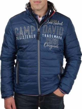 Camp David jacket Jackets CD Blue HW 18