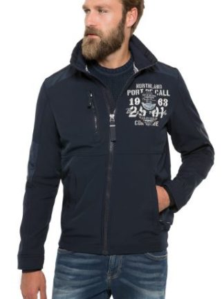 Camp David softshelljacket Bay of Island I