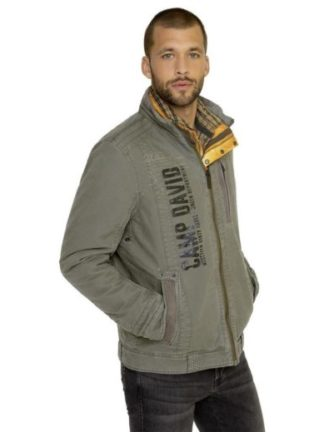 Camp David jacket Jackets CD Green HW 18