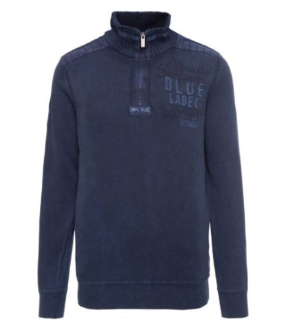 Camp David pullover Arctic Surf II