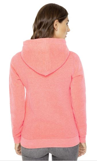 Soccx Dames sweat hoodie Winter Lights