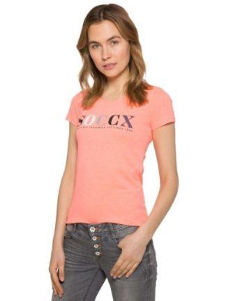 Soccx Dames t-shirt SX Spirit HW18