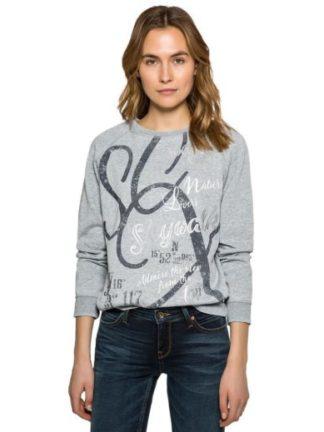 Soccx Dames sweatshirt SX Spirit HW 18