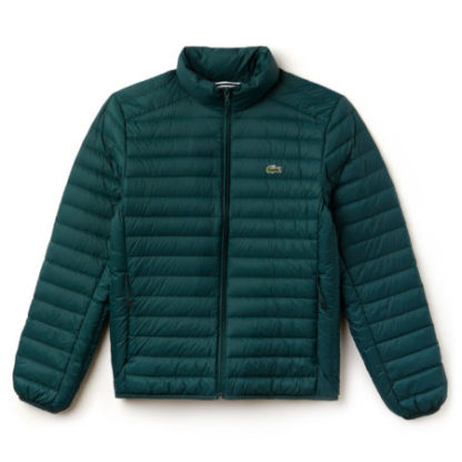 Lacoste Men s jacket donsjack groen