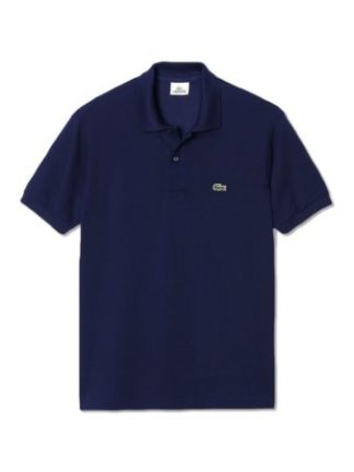 Lacoste Classic fit polo L1212 NAVY BLUE