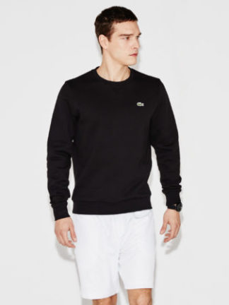 Lacoste Men s sweatshirt zwart