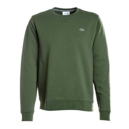 Lacoste Men s sweatshirt groen