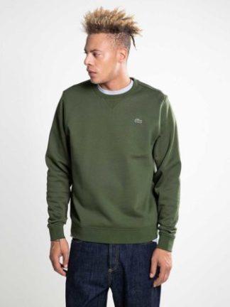 Lacoste Men s sweatshirt groen