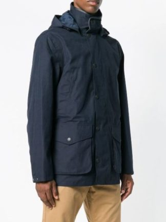 Barbour Mallaig Jas Navy heren