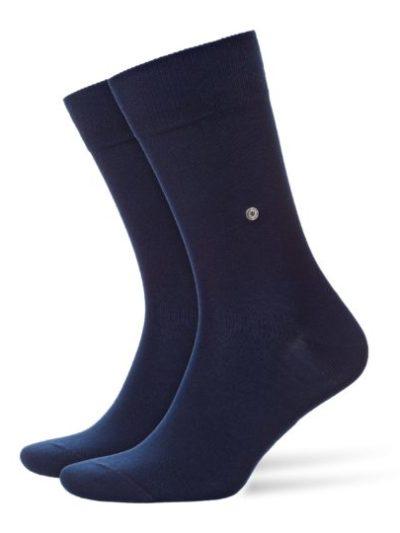 Burlington dark navy 2-pack Everyday heren sokken