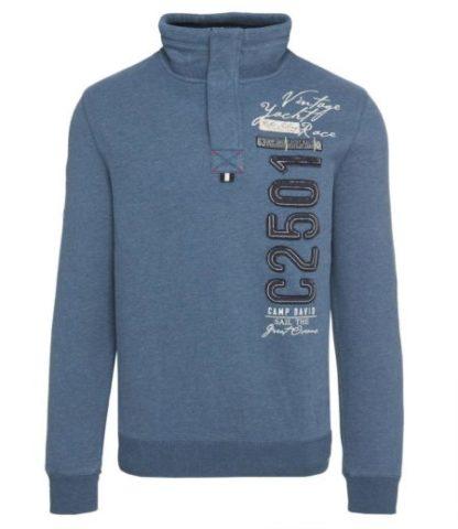 Camp David sweatshirt Retro Sailing