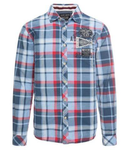 Camp David shirt 1/1 check Retro Sailing