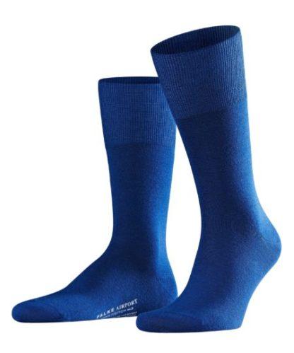 Falke indigo Airport heren sokken