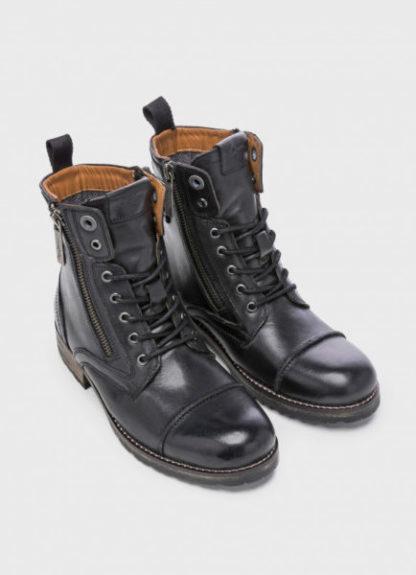 Pepe Jeans dames Boot MELTING W.ZIPPER zwart