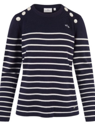 0401103107-5631-navy-white-donkerblauw-pullover-laurinde-truien-dames