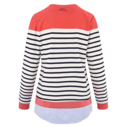 back-coral-hv-white-roze-dames-polo-ls-mercedes-polo's