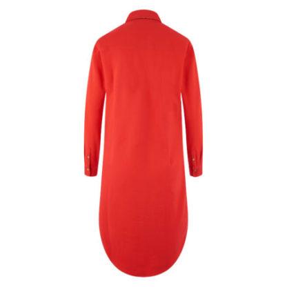 back-polo-dress-aiden-rood-dames-jurken-poppy-red