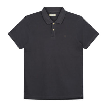 Dstrezzed Heren Bowie Basic Polo Pique Anthra 202380
