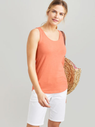 Joules Bo Top 200442 ORANGE A