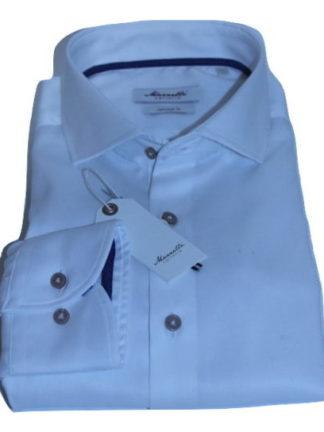 marnelli-overhemd-wit-uni-slimfit