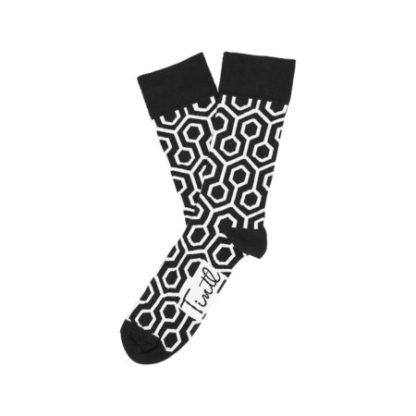 Tintl sokken Black&White - Kiev