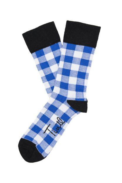 Tintl Sokken Scotty - Blue-white