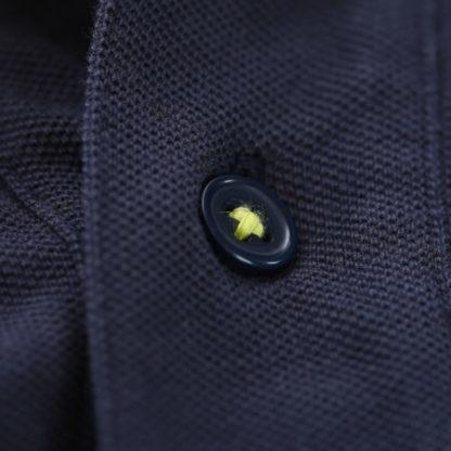cape may polo alaia donkerblauw knoop