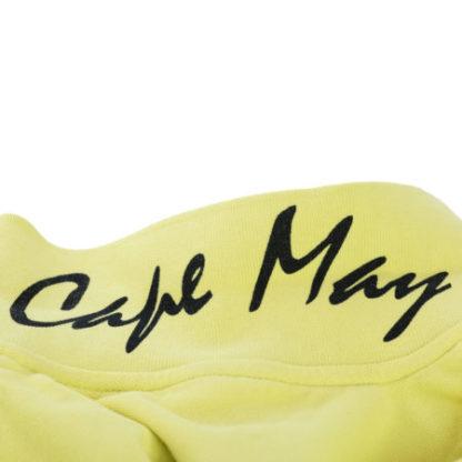 cape may polo alaia lime groen logo