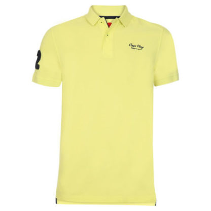 cape may polo alaia lime groen voor