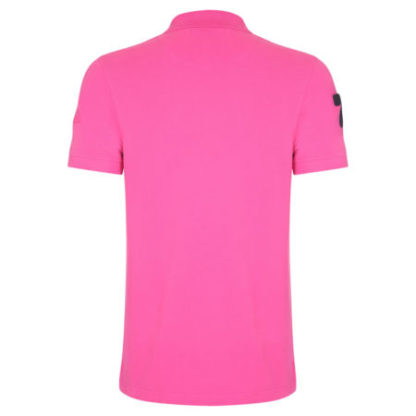 cape may polo alaia roze achter