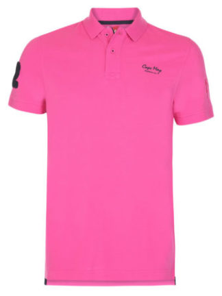 cape may polo alaia roze voor